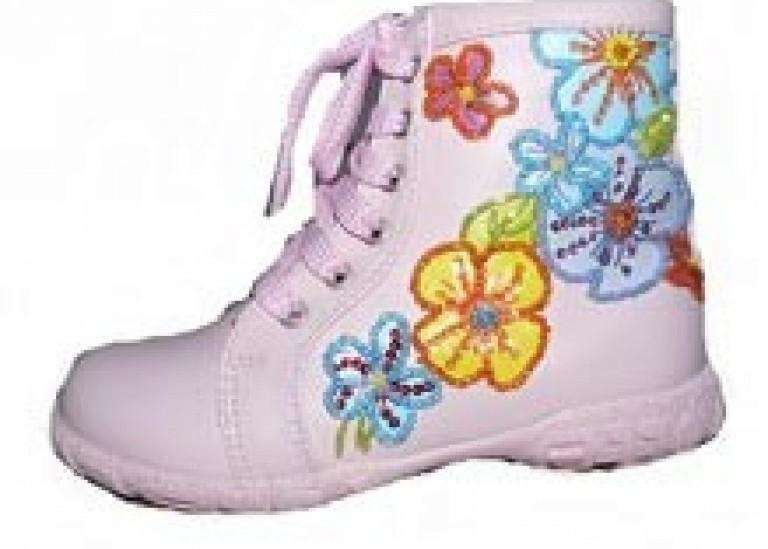 Красивая обувь для вашего малыша