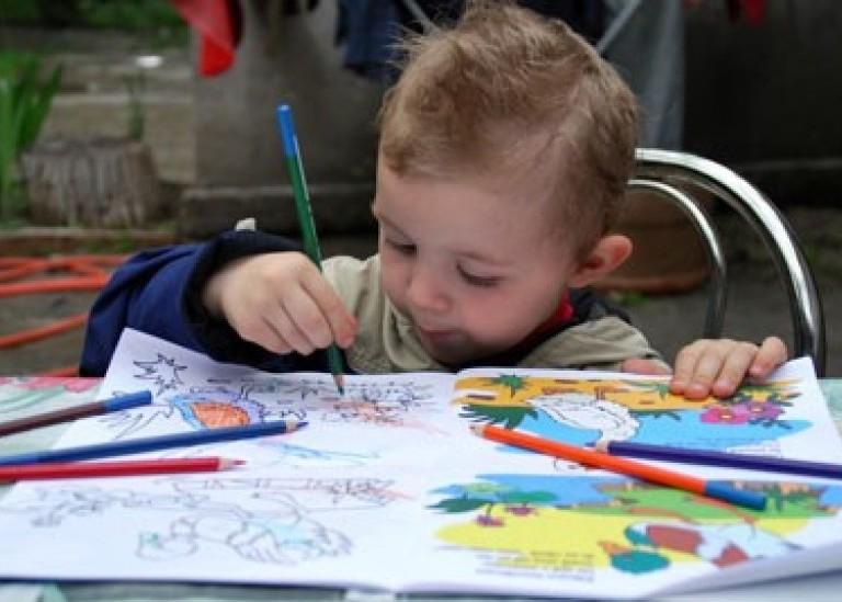 Как развивать творчество у детей?
