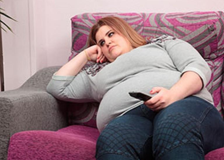 Симптомы ожирения у сидячих людей или как похудеть без вреда здоровью