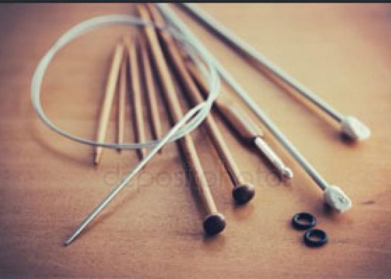 О спицах для вязания