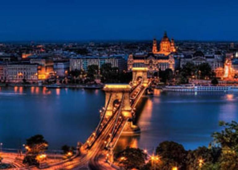 Вена – жемчужина на Дунае
