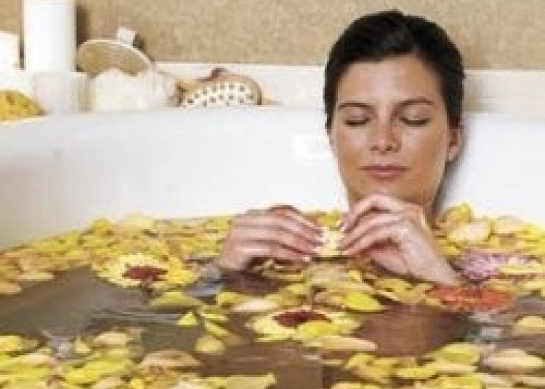 Фруктовые СПА-ванны