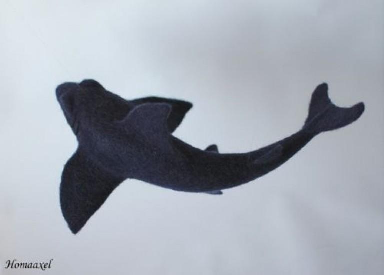Мастер-класс по акуле