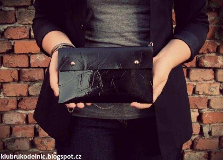 Нарядная сумочка своими руками