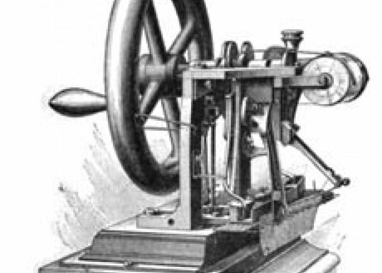 История возникновения и классификация швейных машин. Швейные иглы.