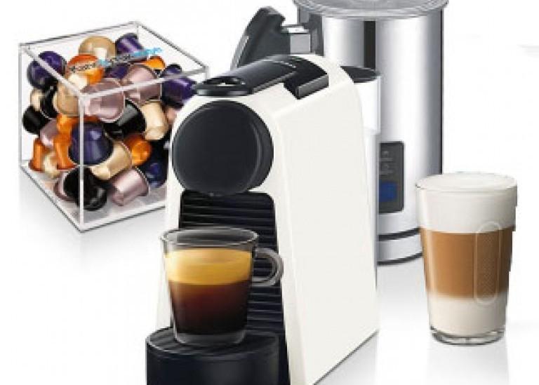 Капсульные кофемашины - отличный вариант для любителей кофе