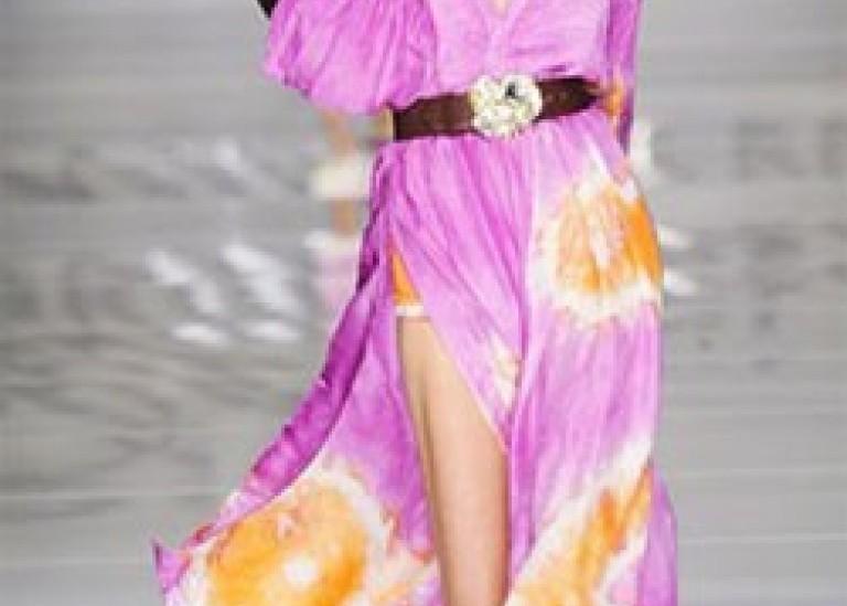 Макси-мода: новые тенденции