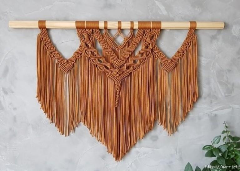 Декоративное панно «Бохо»