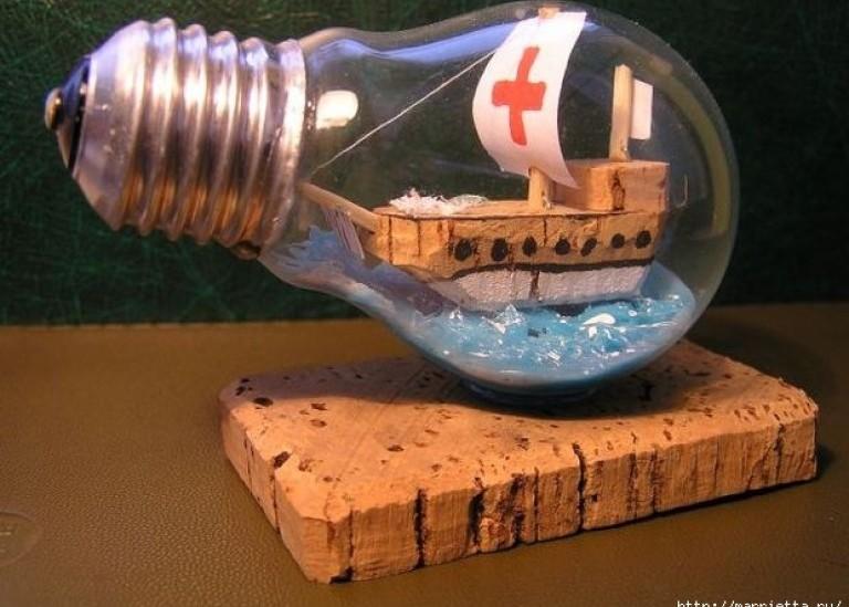 Новая жизнь старой лампочки